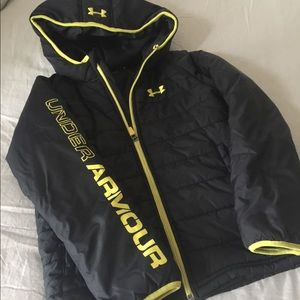 Under Armour nylon jacket